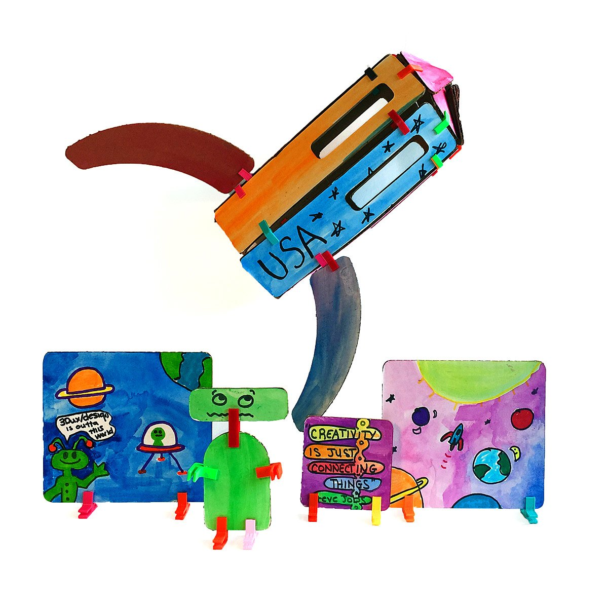 Find Every Shop In The World Selling Bwd Trailer Connector Kit Tc301 Led Light Tll16rk Optronics Wiring And Lighting Rocketship Stem Education Building Toys Space