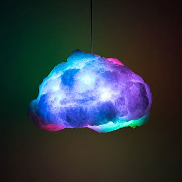 RGB Cloud Lamp