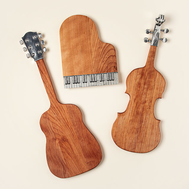 Musical Serving Boards