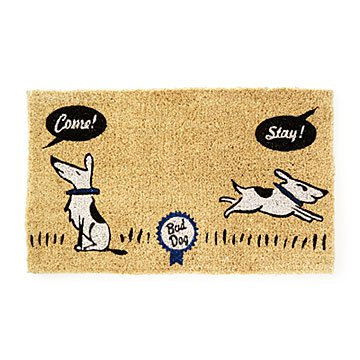 The Bad Dog Doormat