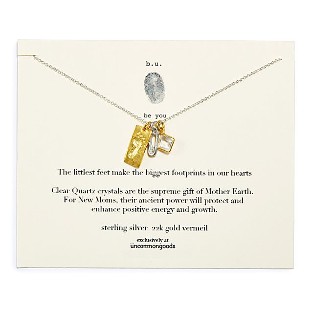 Little Footprints Necklace