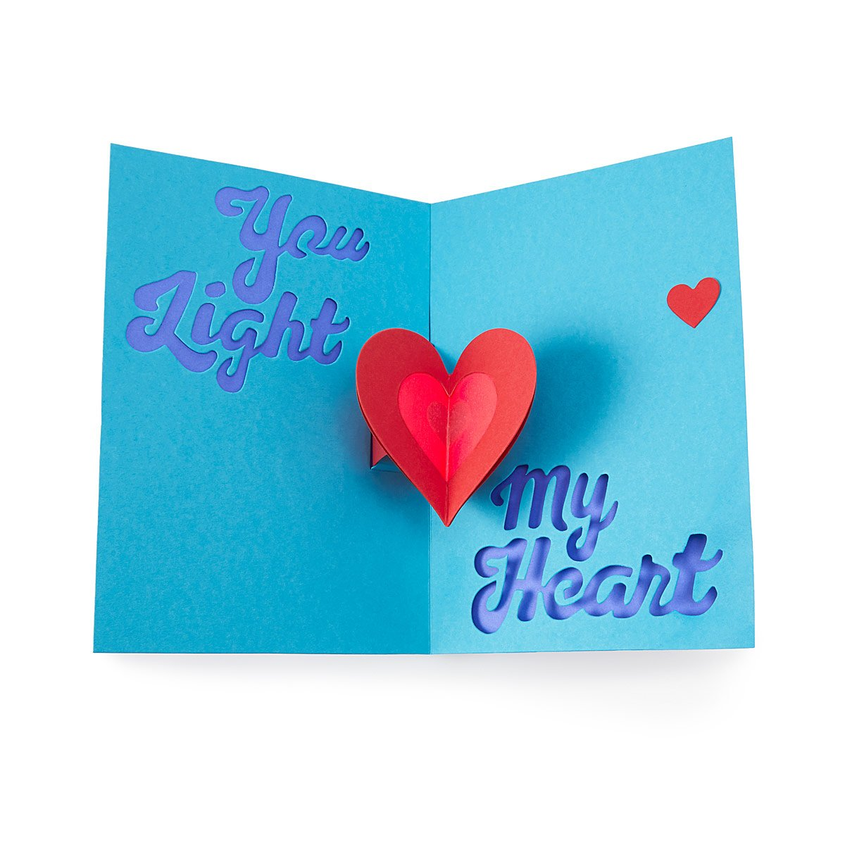 light up card kit steam gifts unique kids gifts uncommongoods