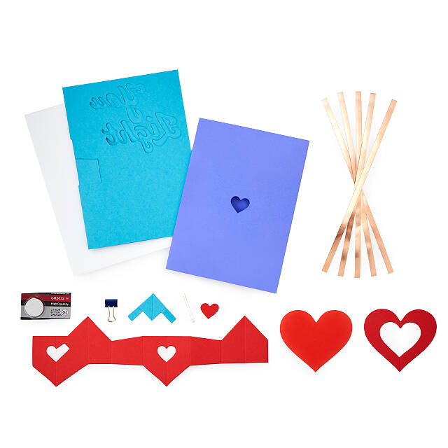 Light-Up Card Kit