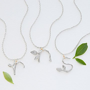 A to Z Letter Necklaces