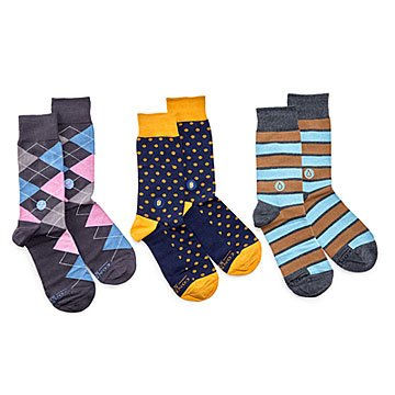 Protecting The People Socks Set Of 3