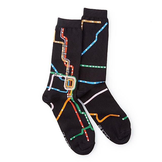 Men's City Transit Socks