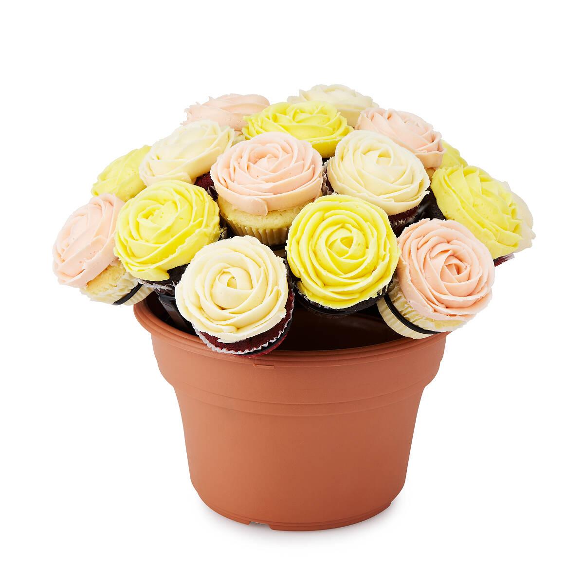 Cupcake Bouquet Rack | Cupcake Bouquet, Cupcake Stand | UncommonGoods