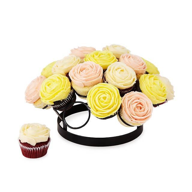 Cupcake Bouquet Rack