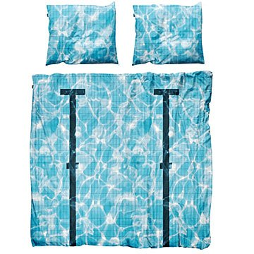 Pool Duvet and Pillowcase Set