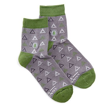 Women's Save a Tree Socks
