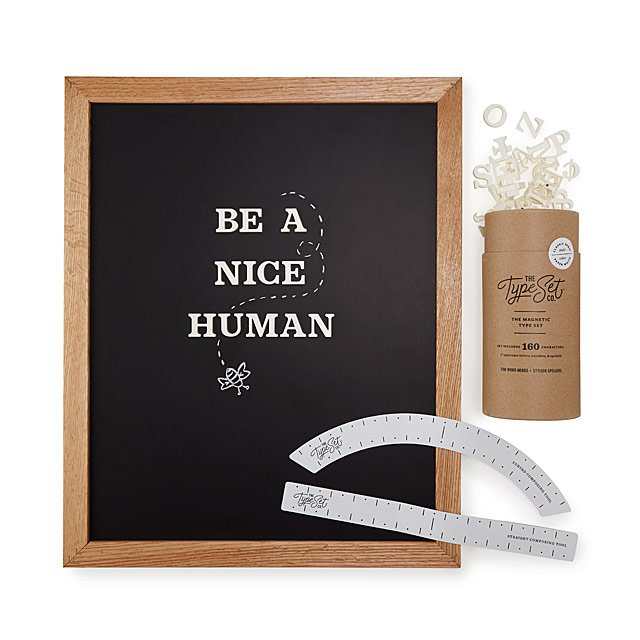 Magnetic Letter Board Kit