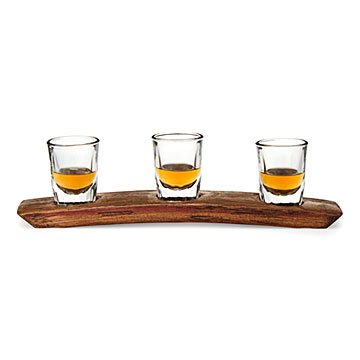 Reclaimed Barrel Whiskey Tasting Flight