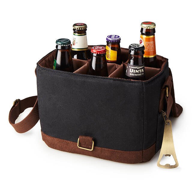 14dd52549d32 Beer Caddy with Bottle Opener
