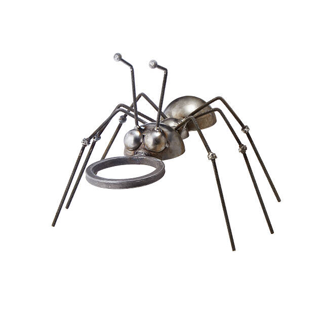Recycled Metal Plant Ant
