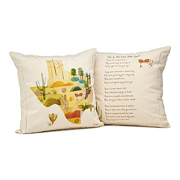 state embroidered pillows hand york pillow new product texas uncommongoods