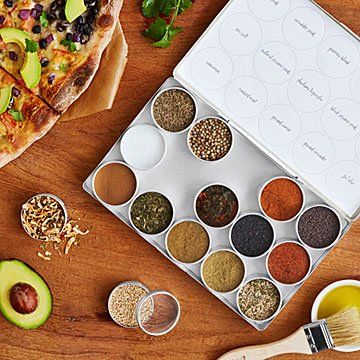 Global Pizza Seasoning Kit