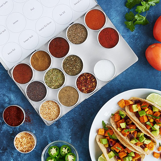 Global Taco Seasoning Kit