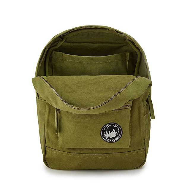 Love Thy Earth Organic Cotton Backpack