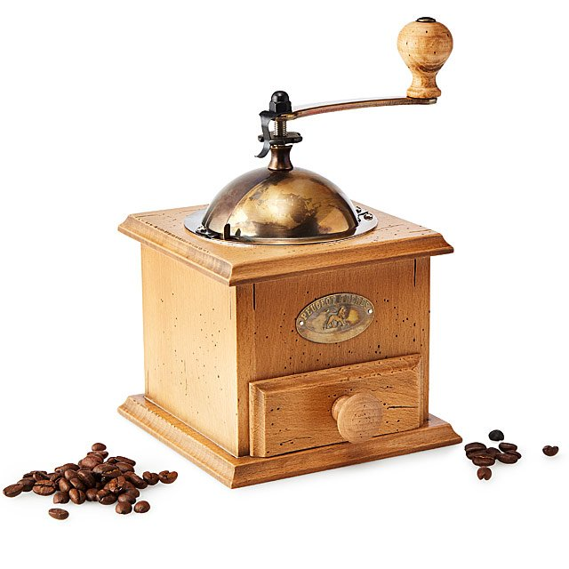 French Coffee Mill