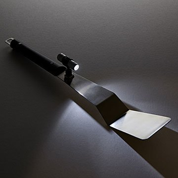 Grilling Spatula with Magnetic Light