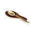 Hand-Carved Wooden Spoon Rest 2 thumbnail