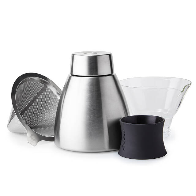 Pour Over Coffee Maker & Carafe