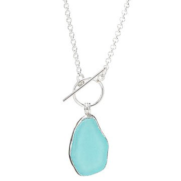 Sea Drop Necklace