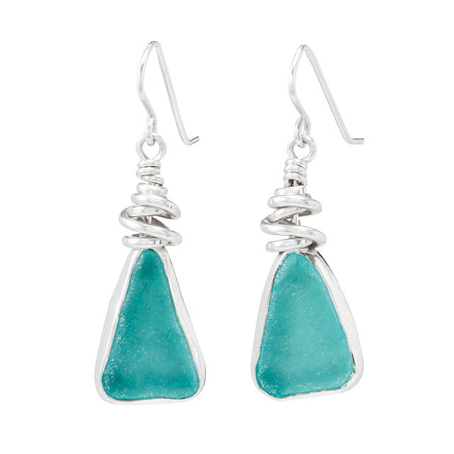 Sea Drop Earrings