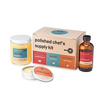 Polished Chef's Supply Kit