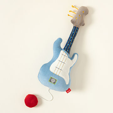 Vibrating Guitar Grasp Toy