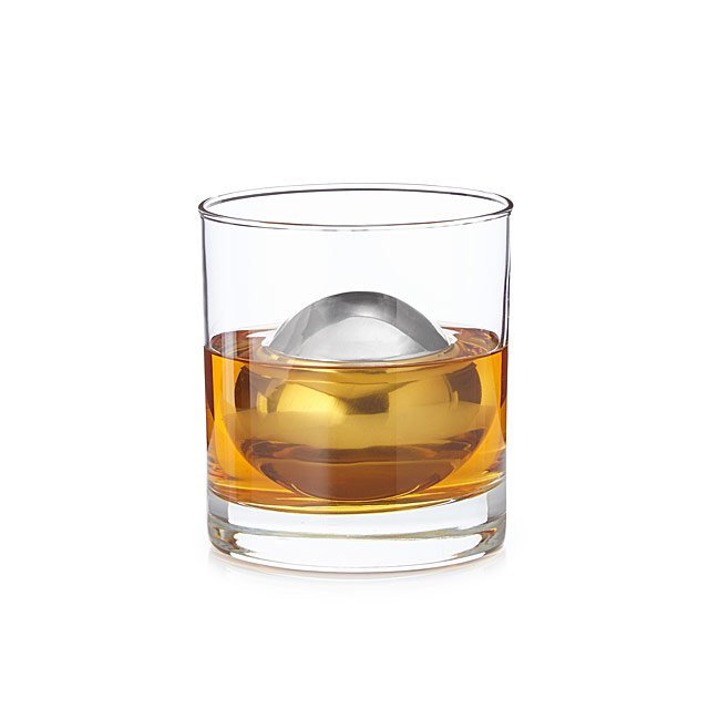 Chilling Whiskey Sphere