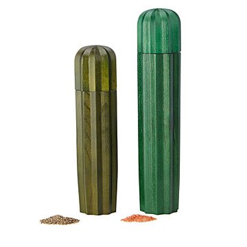 Cacti Salt & Pepper Grinders