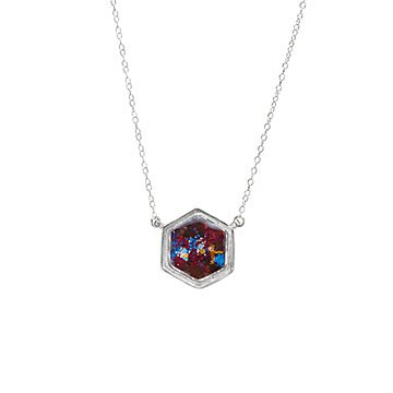 Cosmic Hex Necklace