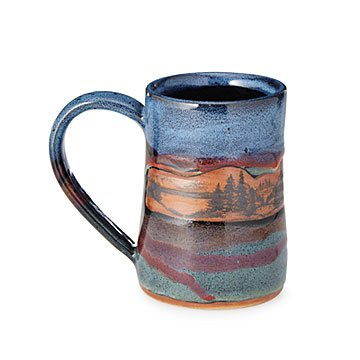 Mountain Lover's Morning Tankard