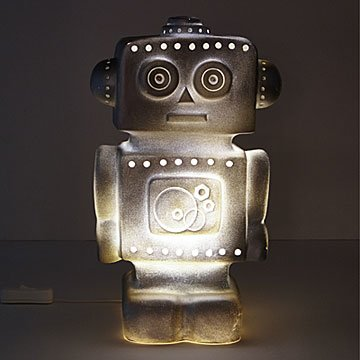 Robot Friend Nightlight