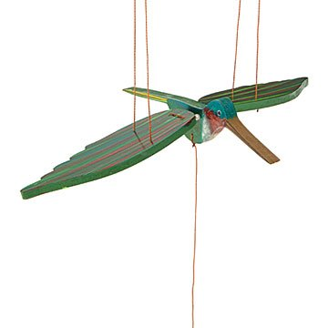Flying Hummingbird Mobile