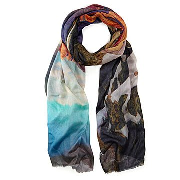 A Mile-Deep Grand Canyon Scarf