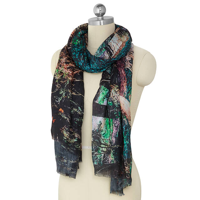 Golden Gate - The Redwood Forest Scarf