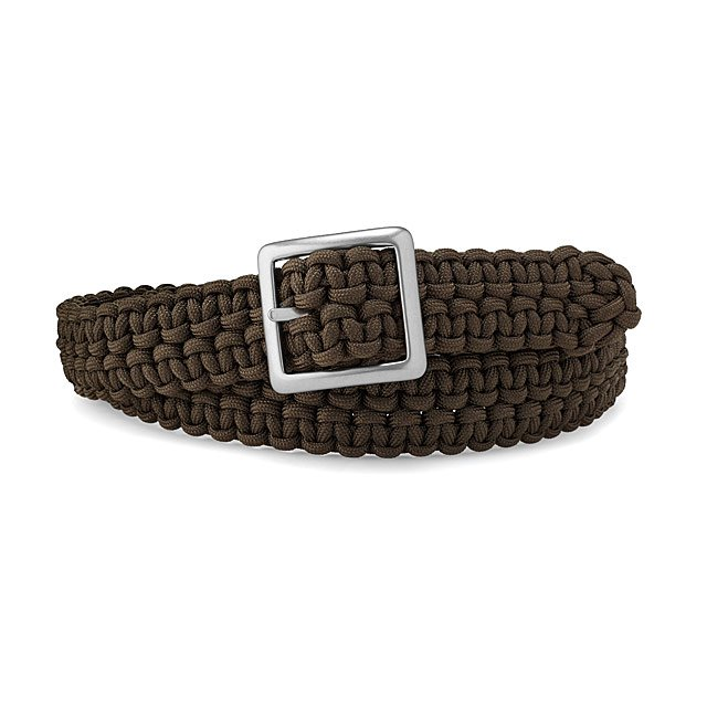 Double Paracord Belt