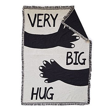 Very Big Hug Throw