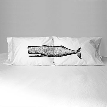 Whale Pillowcase Set