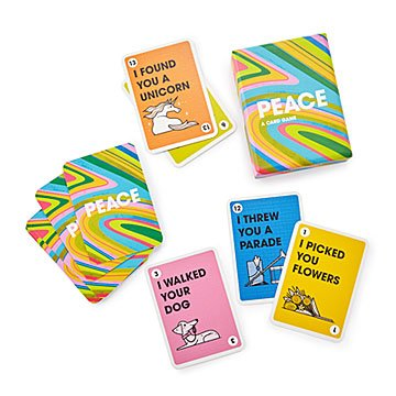 Peace Card Game
