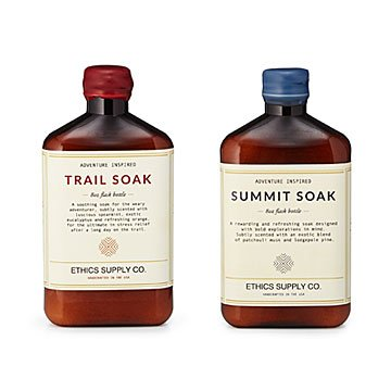 Men's Adventure Soaks