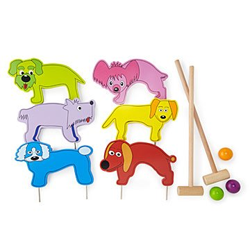 Doggy Croquet