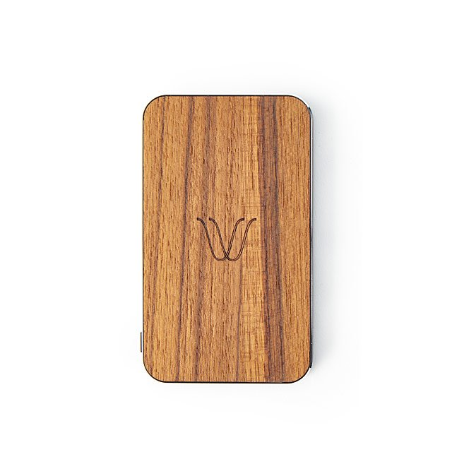 Teak Wireless Power Bank and Phone Case