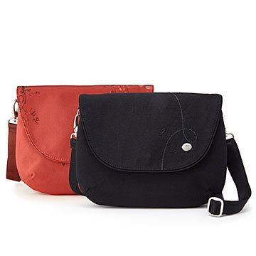 Securely Stylish Saddle Bag
