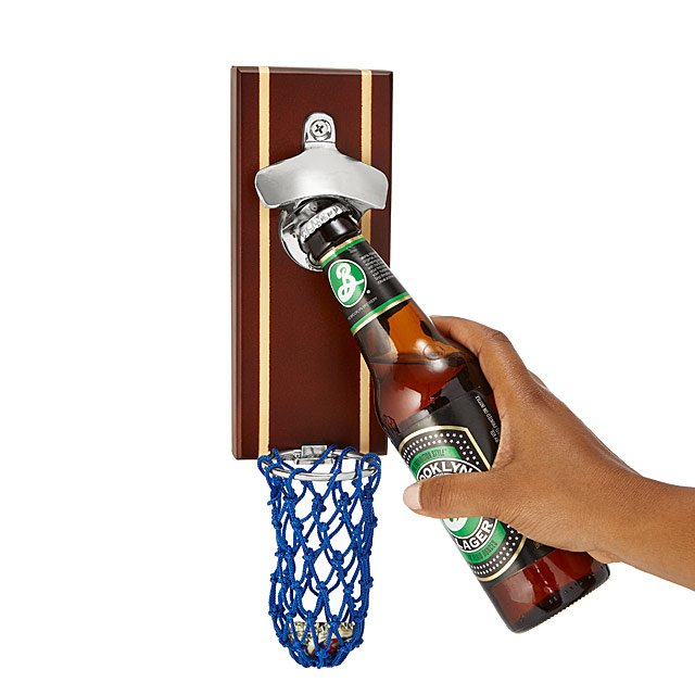 Basketball Beer Opener