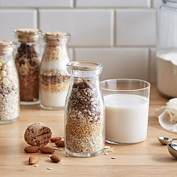 Easy DIY Nut Milk - Set of 4