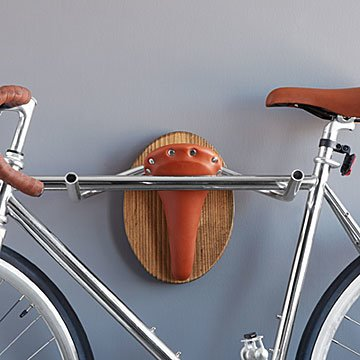 Longhorn Bicycle Rack