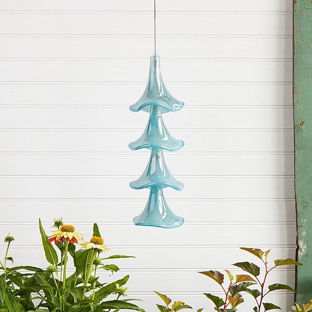 Petunia Hanging Garden Sculpture